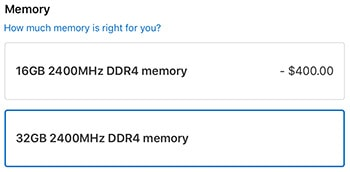 Lightroom and Photoshop want as much memory as you can give them, 16GB is good but 32GB is better